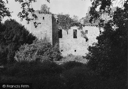 Kincardine On Forth, Tulliallan Castle 1950
