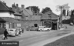 Kineton, Market Fruit Stores, Southam Street c.1965