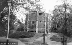 King's Lynn, Chapel Of Our Lady Of The Mount c.1965