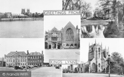 King's Lynn, Composite c.1955