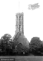 King's Lynn, Grey Friars Tower 1891