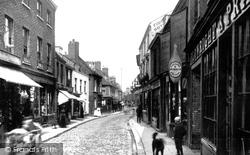 King's Lynn, Norfolk Street 1891