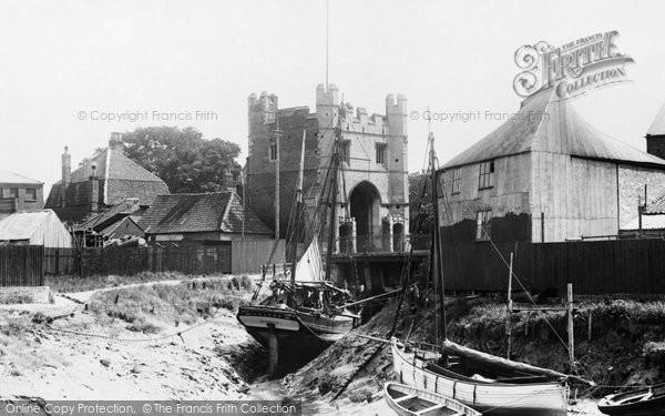 Photo Of King S Lynn South Gates 1891 Francis Frith