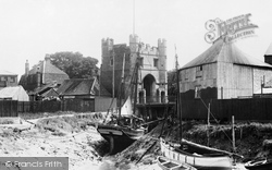 King's Lynn, South Gates 1891