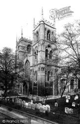 King's Lynn, St Margaret's Church 1898