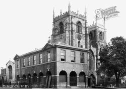 King's Lynn, St Margaret's Church And The Shambles 1891