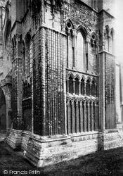 King's Lynn, St Margaret's Church, West Front 1898