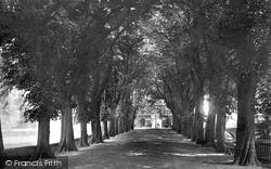 King's Lynn, The Broad Walks 1891