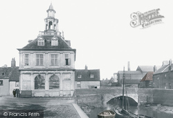 King's Lynn, The Custom House 1898