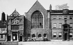 King's Lynn, The Town Hall 1891