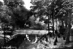 King's Lynn, The Walks 1891
