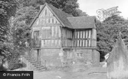Old King Edward's Grammar School c.1955, King's Norton
