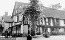 Old Saracen's Head Inn c.1955, King's Norton