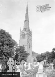 The Church c.1955, King's Norton