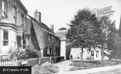 King's Norton, The Green 1936