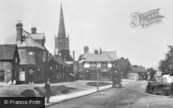 King's Norton, The Green c.1900
