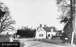 King's Norton, The Junction, West Heath 1937