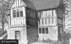 The Old Grammar School 1931, King's Norton