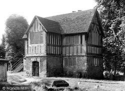 The Old Grammar School c.1955, King's Norton