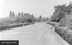 The Park c.1960, King's Norton
