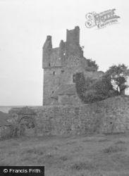 Pitteadie Castle 1953, Kinghorn