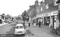 Kings Langley, High Street 1964