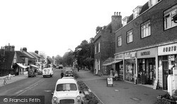 Kings Langley, High Street c.1965