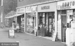Kings Langley, High Street Shops c.1965