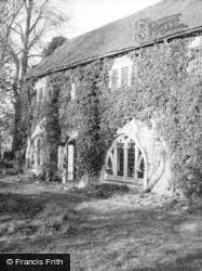 Kings Langley, The Friary 1955