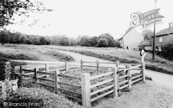Kings Langley, Village Pound c.1960
