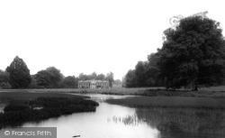 Kings Worthy, Avington Mansion c.1960