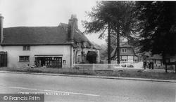 Kings Worthy, Post Office c.1960