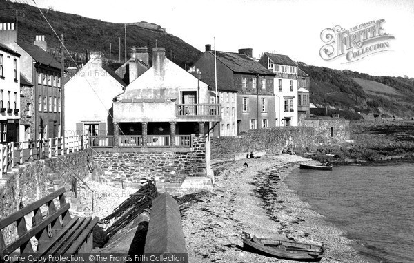 Photo of Kingsand, c.1955