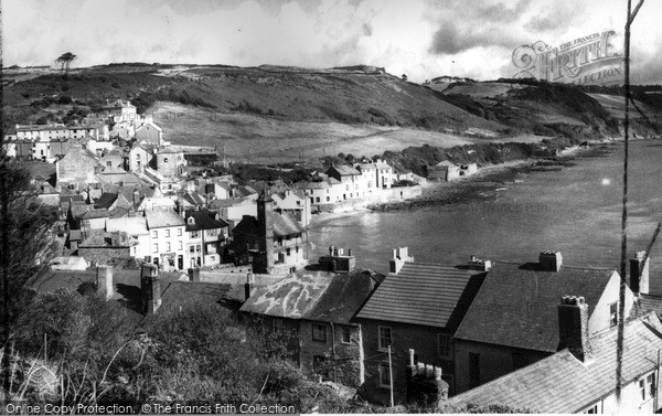 Photo of Kingsand, c1955, ref. k117009