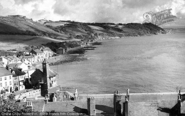 Photo of Kingsand, c1955, ref. k117010