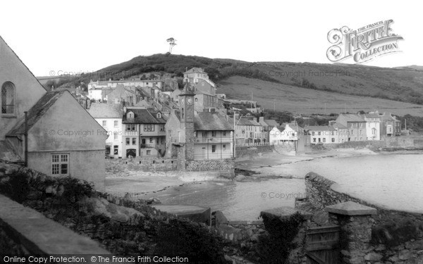 Photo of Kingsand, c1955, ref. k117011