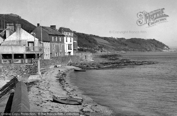 Photo of Kingsand, the Beach c1955, ref. k117004