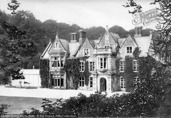 Photo of Kingsbridge, Combe Royal 1890