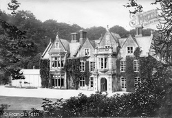 Kingsbridge, Combe Royal 1890