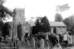 Kingsbridge, Dodbrooke Church 1904