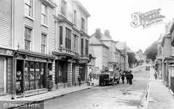 Kingsbridge, Fore Street 1918