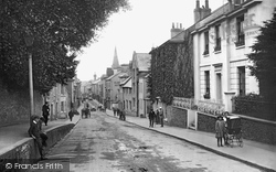 Kingsbridge, Fore Street 1920