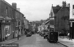 Kingsbridge, Fore Street c.1950