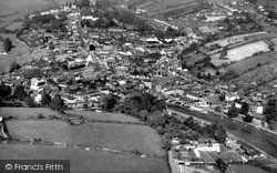Kingsbridge, From The Air 1958