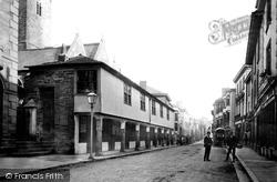 Market House And Shambles 1890, Kingsbridge