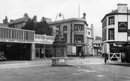 Kingsbridge, the Anchor Hotel c1950