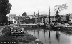Kingsbridge, The River 1920