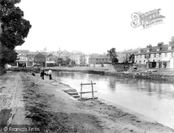 Kingsbridge, The River 1924