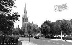 Church Of St Andrew c.1960, Kingsbury