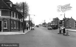 Edgware Road c.1960, Kingsbury
